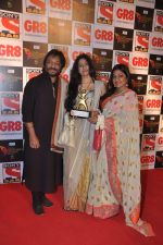 Roop Kumar Rathod, Sonali Rathod, Reva Rathod at Sab Ke Satrangi Pariwar awards in Filmcity, Mumbai on 11th Jan 2014 (267)_52d298f63b181.JPG