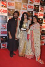 Roop Kumar Rathod, Sonali Rathod, Reva Rathod at Sab Ke Satrangi Pariwar awards in Filmcity, Mumbai on 11th Jan 2014 (270)_52d298c25de43.JPG