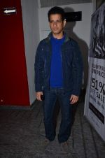 Sharman Joshi at Madhuri Dixit promotes Dedh Ishqiya in Mumbai on 11th Jan 2014 (41)_52d265f4d1fb7.JPG
