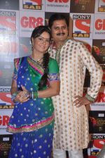 Sucheta Khanna at Sab Ke Satrangi Pariwar awards in Filmcity, Mumbai on 11th Jan 2014 (11)_52d298ae968b4.JPG