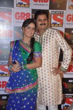 Sucheta Khanna at Sab Ke Satrangi Pariwar awards in Filmcity, Mumbai on 11th Jan 2014 (14)_52d298b237d33.JPG