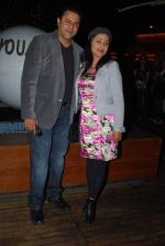 Lata Sabharwal at Hina Khan_s Yeh Ristha Kya Kehlata Hai bash in Sheesha, Mumbai on 12th Jan 2014 (3)_52d384e2f03da.JPG