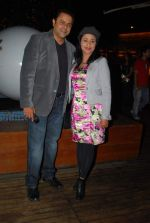 Lata Sabharwal at Hina Khan_s Yeh Ristha Kya Kehlata Hai bash in Sheesha, Mumbai on 12th Jan 2014 (4)_52d384e350d80.JPG