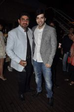 kinshuk mahajan at Hina Khan_s Yeh Ristha Kya Kehlata Hai bash in Sheesha, Mumbai on 12th Jan 2014 (9)_52d384d14f870.JPG