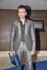 Abhijeet Sawant at singer Toshi Sabri_s wedding reception in Novotel, Mumbai on 13th Jan 2014 (12)_52d4e5e0049e3.JPG