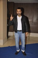 Ajaz Khan at singer Toshi Sabri