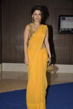 Manjari Phadnis at singer Toshi Sabri_s wedding reception in Novotel, Mumbai on 13th Jan 2014 (27)_52d4e663c6234.JPG