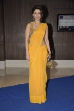 Manjari Phadnis at singer Toshi Sabri_s wedding reception in Novotel, Mumbai on 13th Jan 2014 (28)_52d4e66442a99.JPG