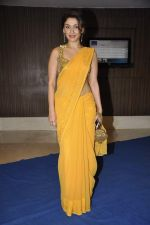 Manjari Phadnis at singer Toshi Sabri_s wedding reception in Novotel, Mumbai on 13th Jan 2014 (30)_52d4e6652f7f6.JPG