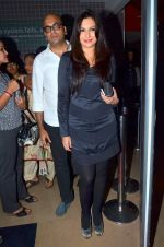 Mrinalini Sharma at Prosenjit_s film screening in PVR, Mumbai on 13th Jan 2014 (14)_52d4aa54b220f.JPG