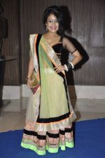 Neha Kakkar at singer Toshi Sabri_s wedding reception in Novotel, Mumbai on 13th Jan 2014 (28)_52d4e6bb6a2b6.JPG