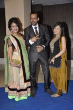 Neha Kakkar at singer Toshi Sabri_s wedding reception in Novotel, Mumbai on 13th Jan 2014 (30)_52d4e6bc66203.JPG