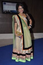 Neha Kakkar at singer Toshi Sabri_s wedding reception in Novotel, Mumbai on 13th Jan 2014 (33)_52d4e6bdd2524.JPG