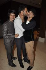 Rahul Vaidya at singer Toshi Sabri_s wedding reception in Novotel, Mumbai on 13th Jan 2014 (116)_52d4e6d7db1e9.JPG