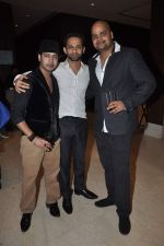 Rahul Vaidya at singer Toshi Sabri_s wedding reception in Novotel, Mumbai on 13th Jan 2014 (121)_52d4e6d94e1d4.JPG