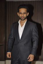 Rahul Vaidya at singer Toshi Sabri_s wedding reception in Novotel, Mumbai on 13th Jan 2014 (72)_52d4e6e93bf14.JPG