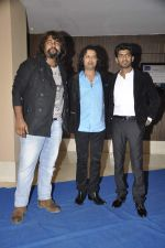 Raja Hasan at singer Toshi Sabri_s wedding reception in Novotel, Mumbai on 13th Jan 2014 (46)_52d4e6fa51b3c.JPG