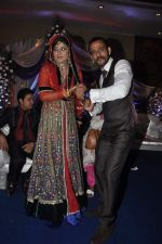 Sharib Sabri at singer Toshi Sabri_s wedding reception in Novotel, Mumbai on 13th Jan 2014 (87)_52d5191a21e61.JPG