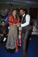 Sharib Sabri at singer Toshi Sabri_s wedding reception in Novotel, Mumbai on 13th Jan 2014 (85)_52d5191896032.JPG