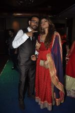 Sharib Sabri at singer Toshi Sabri_s wedding reception in Novotel, Mumbai on 13th Jan 2014 (99)_52d5191bb9dd7.JPG