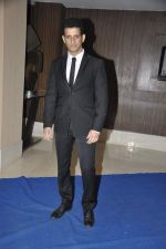 Sharman Joshi at singer Toshi Sabri_s wedding reception in Novotel, Mumbai on 13th Jan 2014 (76)_52d519239aad2.JPG
