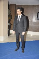 Sharman Joshi at singer Toshi Sabri_s wedding reception in Novotel, Mumbai on 13th Jan 2014 (77)_52d5192417cfe.JPG