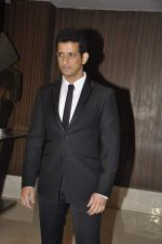 Sharman Joshi at singer Toshi Sabri