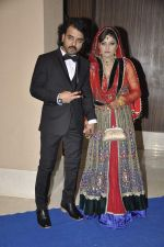 Toshi Sabri at singer Toshi Sabri_s wedding reception in Novotel, Mumbai on 13th Jan 2014 (44)_52d51a079c995.JPG