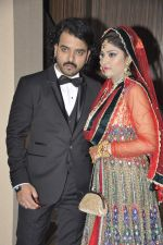 Toshi Sabri at singer Toshi Sabri_s wedding reception in Novotel, Mumbai on 13th Jan 2014 (47)_52d51a20acb53.JPG