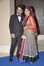 Toshi Sabri at singer Toshi Sabri_s wedding reception in Novotel, Mumbai on 13th Jan 2014 (48)_52d51a08a9a56.JPG