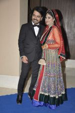 Toshi Sabri at singer Toshi Sabri_s wedding reception in Novotel, Mumbai on 13th Jan 2014 (49)_52d51a090ca8b.JPG