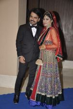 Toshi Sabri at singer Toshi Sabri_s wedding reception in Novotel, Mumbai on 13th Jan 2014 (51)_52d51a09b599d.JPG