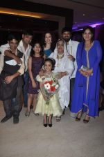 Wajid Ali at singer Toshi Sabri_s wedding reception in Novotel, Mumbai on 13th Jan 2014 (1)_52d4e68bad3ca.JPG