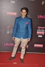 Kunal khemu at 20th Annual Life OK Screen Awards in Mumbai on 14th Jan 2014(637)_52d6875f4f4e6.JPG