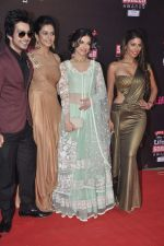 Nicole Faria at 20th Annual Life OK Screen Awards in Mumbai on 14th Jan 2014(490)_52d685358fdd6.JPG