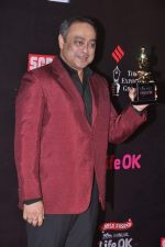 Sachin Khedekar at 20th Annual Life OK Screen Awards in Mumbai on 14th Jan 2014 (55)_52d6894a82011.JPG