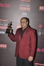 Sachin Khedekar at 20th Annual Life OK Screen Awards in Mumbai on 14th Jan 2014(334)_52d6894b8dc59.JPG