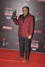 Sachin Khedekar at 20th Annual Life OK Screen Awards in Mumbai on 14th Jan 2014(335)_52d6894c01c22.JPG
