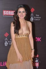 Shraddha Arya at 20th Annual Life OK Screen Awards in Mumbai on 14th Jan 2014 (251)_52d689a184908.JPG