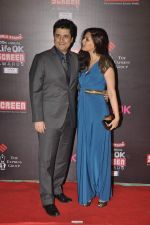 Sonali Bendra, Goldie Behl at 20th Annual Life OK Screen Awards in Mumbai on 14th Jan 2014(416)_52d68a22c9bc7.JPG