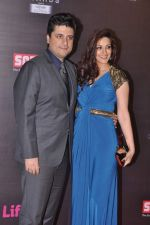 Sonali Bendre, Goldie Behl at 20th Annual Life OK Screen Awards in Mumbai on 14th Jan 2014 (87)_52d68a234c9a2.JPG
