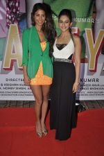 Nicole Faria, Rakul Preet Singh at Yaariyan success party in Mumbai on 15th Jan 2014 (15)_52d7cf24b9a52.JPG