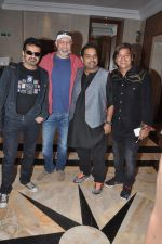 Shankar Mahadevan, Loy Mendonsa, Ehsaan Noorani, Aadesh Shrivastav at royalty meet in Sea Princess, Mumbai on 16th Jan 2014 (30)_52d8ca2db96f4.JPG