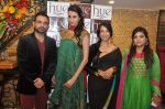 Shraddha Nigam, Mayank Anand, Alecia Raut at Hue store launch in Huges Road, Mumbai on 16th Jan 2014 (18)_52d8c8ca55649.JPG