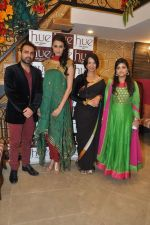 Shraddha Nigam, Mayank Anand, Alecia Raut at Hue store launch in Huges Road, Mumbai on 16th Jan 2014 (19)_52d8c8cabf858.JPG