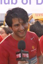 Hiten Tejwani at Standard Chartered Marathon in Mumbai on 19th Jan 2014 (95)_52dbd122efbb1.JPG