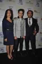 Darsheel Safary at Kids fashion week in Mumbai on 19th Jan 2014 (47)_52dcb5200142a.JPG