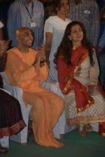 Juhi Chawla At Iskcon Festival on 19th Jan 2014 (3)_52dcc0cfaf0b4.jpg