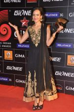 Anoushka Shankar at 4th Gionne Star Global Indian Music Academy Awards in NSCI, Mumbai on 20th Jan 2014 (256)_52de2075b1d45.JPG