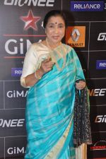 Asha Bhosle at 4th Gionne Star Global Indian Music Academy Awards in NSCI, Mumbai on 20th Jan 2014 (290)_52de208f38f87.JPG